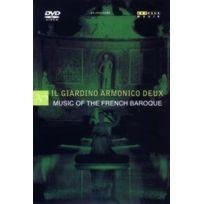 Arthaus - Il Giardino Armonico Deux - Music Of The French Baroque - Dvd - Edition simple