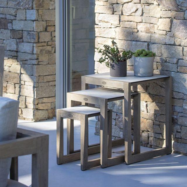 Edelrost Bague lapin plates-décoration pour coque 40 table jardin terrasse métal