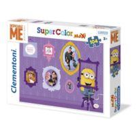 Clementoni - Puzzle 104 PiÈCES - PiÈCES Xxl - Minions