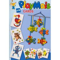 Playmais - Livre d'instructions N°4 : Cartes