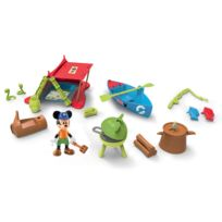IMC Toys - Mickey - Barbecue + Accessoires