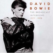 Chrome Dreams - David Bowie - Broadcast interviews 1977-1978 Boitier cristal