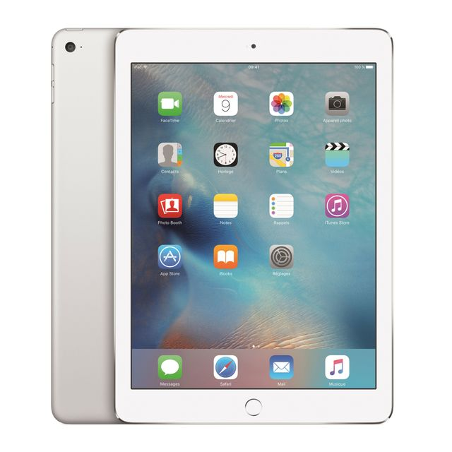 APPLE iPad Air 2 - 32 Go - Wifi - Argent MNV62NF/A