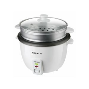 taurus cuiseur riz rice chef 1 8 l 700 w achat robot multifonction. Black Bedroom Furniture Sets. Home Design Ideas