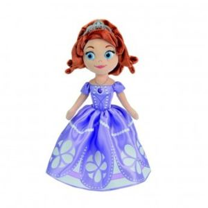 Princess peluche princesse princesse sofia 25 cm pas - Jeux de princesse sofia gratuit ...