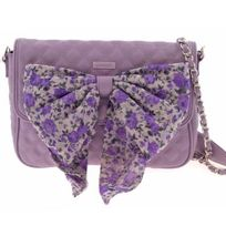 Camomilla - sac a main 24 x 18 x 5.5 cm - Lilas - Collection sophie