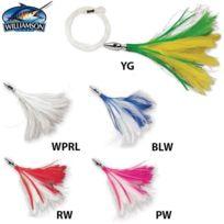 Williamson - Leurre De Peche Jet Flash Feather Rigged