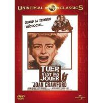 Universal Pictures - Tuer n'est pas jouer