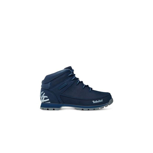Timberland - euro sprint hiker mid boot homme Navy - 40