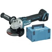 Makita - Meuleuse 125mm Dga504ZJ Lxt 18V Brushless