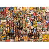 Gibsons - Puzzle 1000 pièces : Les marques qui ont fait l'Angleterre