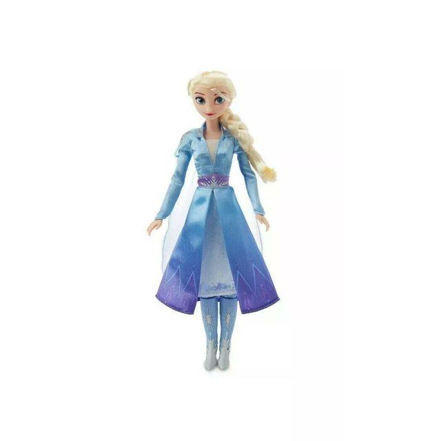 Disney Poupee Elsa Musicale La Reine Des Neiges 2