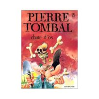 Dupuis - Pierre Tombal, Tome 15 : Chute d'os