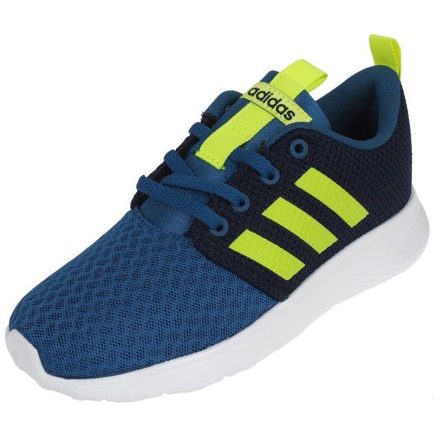 Adidas Neo Chaussures running mode Swifty k Bleu 74592