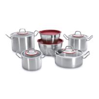 Berghoff - Batterie de cuisine 12 pièces - Hotel