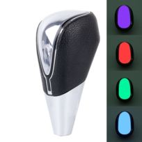 Tête En De 1 Lampe Magique Cuir Colorée Levier 4 Respiration Dash Voiture Noir Led VitesseTaille11 5 Racing 1 4 Cm mN8n0w