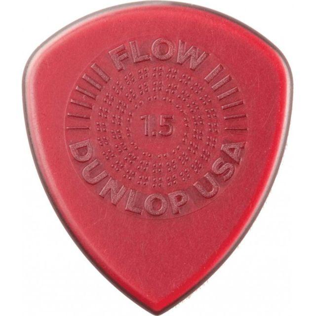 1.50 mm Dunlop 450P150-12 médiators Delrin 500 Prime Grip