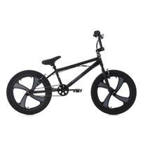 KS CYCLING - BMX Freestyle 20'' Rise noir-gris
