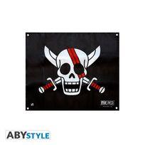 Abystyle - One Piece Drapeau One Piece Shanks 50x60