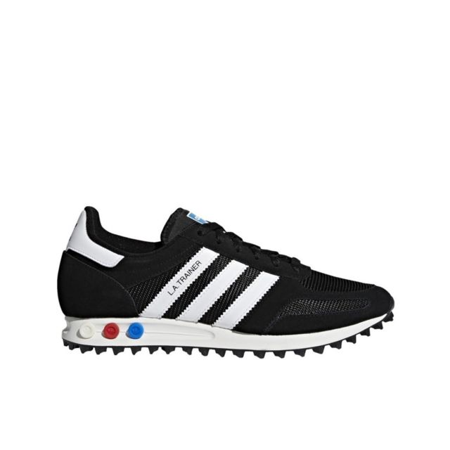 Adidas originals Baskets La Trainer Cq2277 Noir pas
