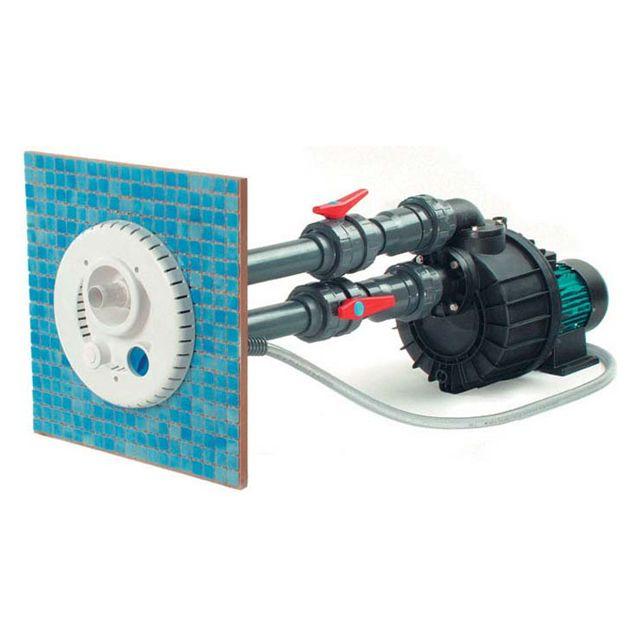 ESPA kit complet de nage à contre courant 39m3/h 2cv monophasé - kit ncr nadorself 200 mono