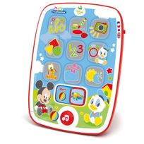 Clementoni - Baby - Tablette enfant Mickey - 62496.6