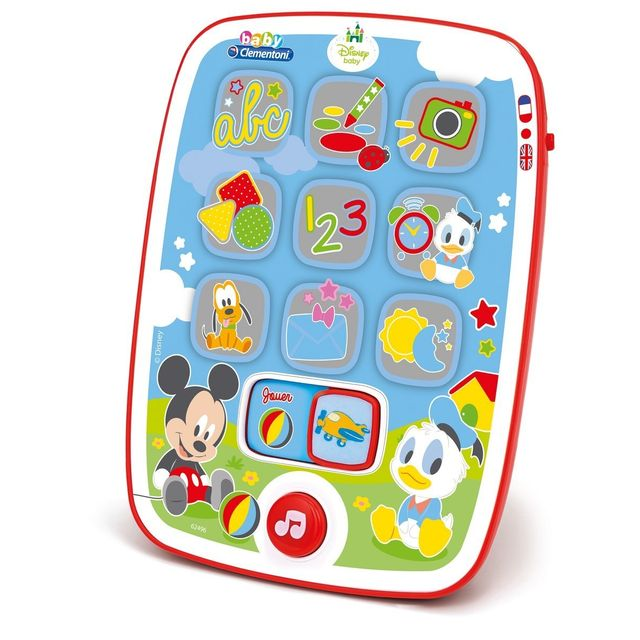 DISNEY BABY - Tablette enfant Mickey - 62496.6