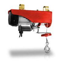 Berlan - Palan électrique 150-300 kgs avec poulie de mouflage
