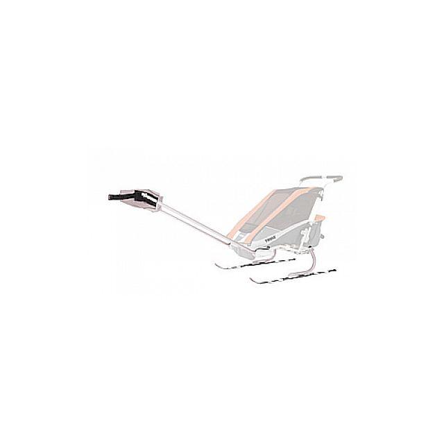 chariot kit de randonn e et de ski de fond thule pas. Black Bedroom Furniture Sets. Home Design Ideas