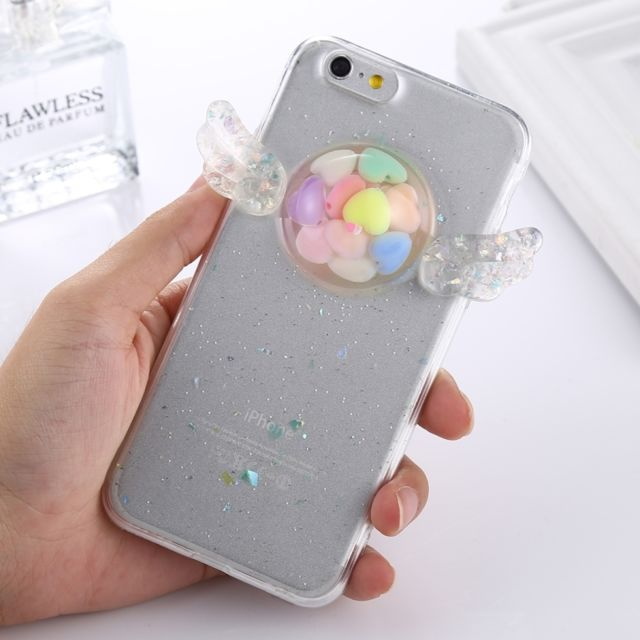 coque iphone 8 ange