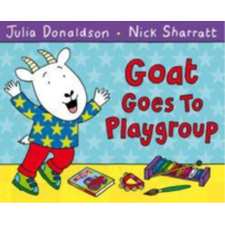 Macmillan - Goat Goes To Playgroup