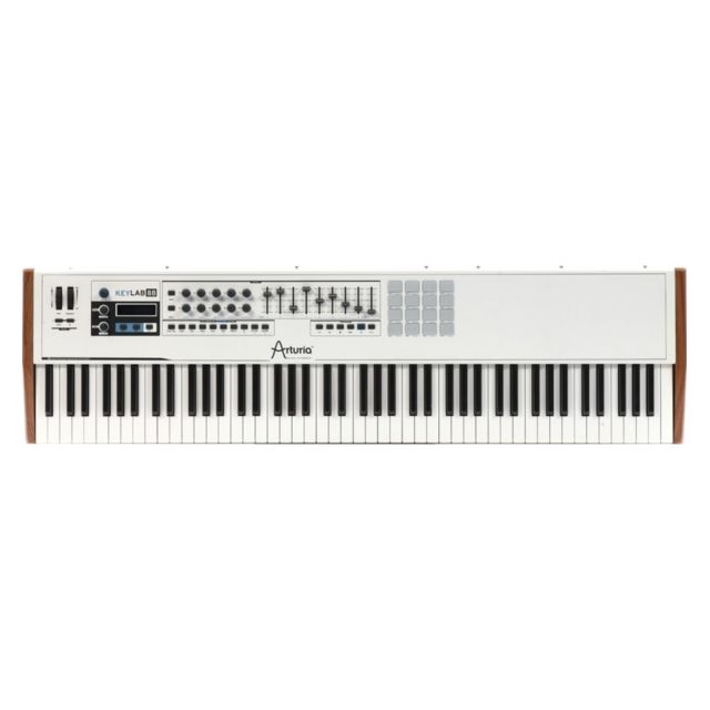 arturia keylab88 clavier 88 touches analog lab pas cher achat vente synth tiseurs. Black Bedroom Furniture Sets. Home Design Ideas
