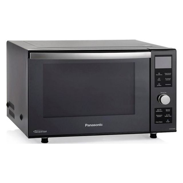 panasonic micro ondes combin inverter 23l 1000w nn df383bepg achat four micro onde. Black Bedroom Furniture Sets. Home Design Ideas