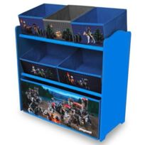 Playmobil - Etagere a Casiers - Chevaliers