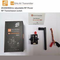 FXT - Emetteur FX800T à modulation de puissance 25-200-600mW