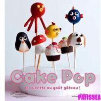 Marabout - Livre Cake Pops