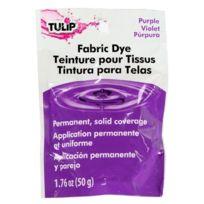 Tulip - 26585 1 Paquet De Teinture Permanente 50 G Pour Tissu Violet