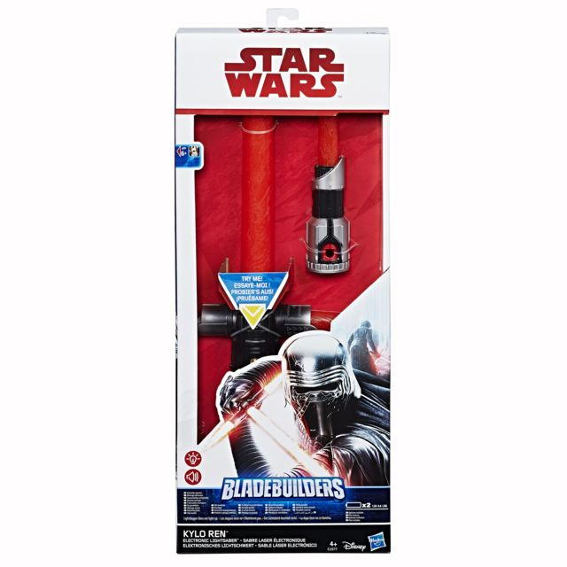 STAR WARS SABRE ELECTRONIQUE KYLO REN