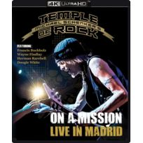 Inakustik - Michael Schenker - On a Mission - Live in Madrid Blu-ray