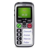 DORO MATRA - Téléphone portable Doro 580 Argent/Noir