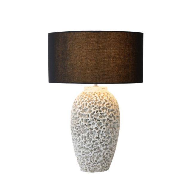 Lampe Reef Blanc Ø De Cm 40 Table XZOukPi