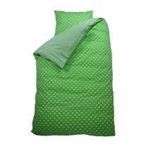 Bink Bedding - Housse de couette Cœur citron vert