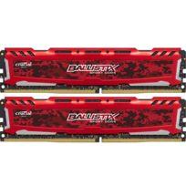 BALLISTIX - Sport LT Kit 16 Go 2 x 8 Go DDR4 2400 MHz