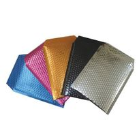 La Couronne - Pochette bulle plastique couleurs assorties 170 x 235 mm - Boîte de 10
