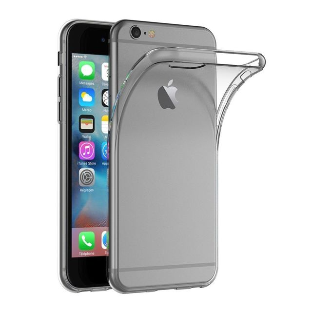 coque gel iphone 6