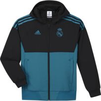 Veste real madrid bleu