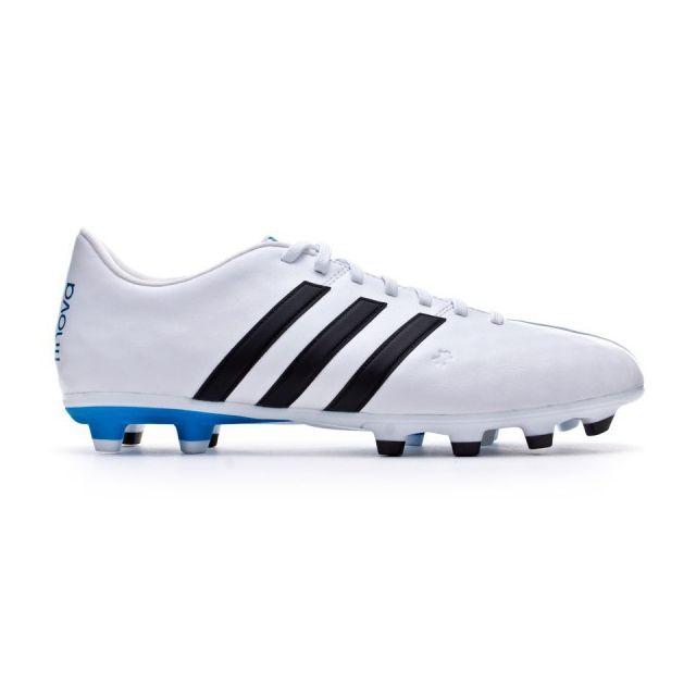 Adidas 11Nova Trx Fg White Black Solar blue Multicouleur