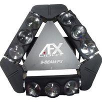 Afx Light - 9beam-fx - effet de lumière spider afx