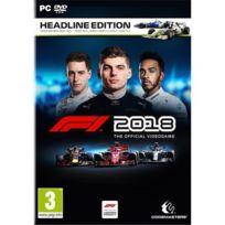 F1 2018 - Jeu PC
