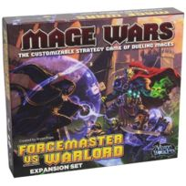 Arcane Wonders - 330106 - Mage Wars - Forcemaster Vs. Warlord